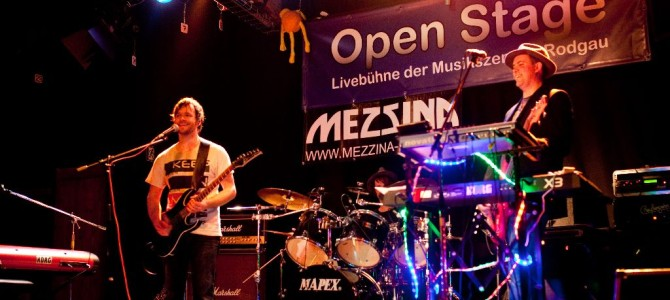 OpenStage, Rodgau – 27. April 2013